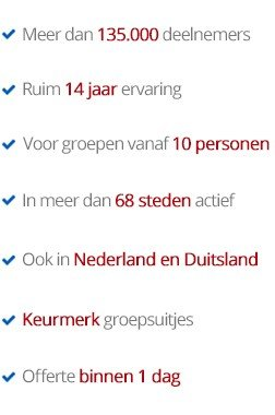 teambuilding Turnhout